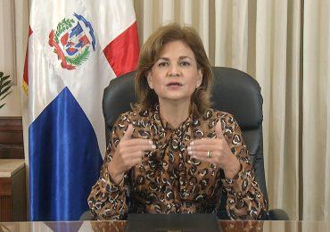 Vicepresidenta urge excepción temporal para aumento en la producción de vacunas