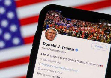 Trump pide ante la justicia que le reabran la cuenta de Twitter