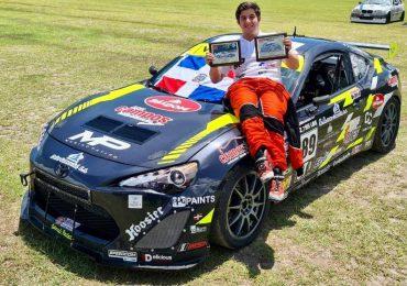 Jimmy Llibre a 7 puntos de coronarse campeón del South Atlantic Road Racing Championship