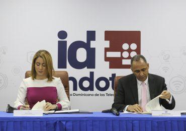 Indotel y programa Supérate pondrán en marcha proyecto para beneficiar a 2 mil hogares con acceso a Internet