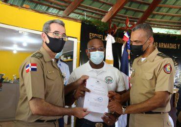Fuerzas Armadas celebran 55 Aniversario de Fundación Escuelas Vocacionales