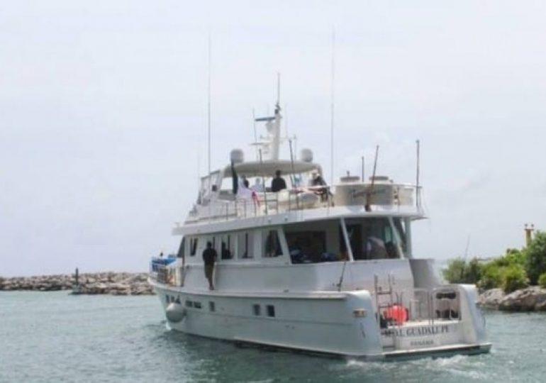 Desaparece yate con sus tripulantes en el Caribe tras llevar ayuda a Haití